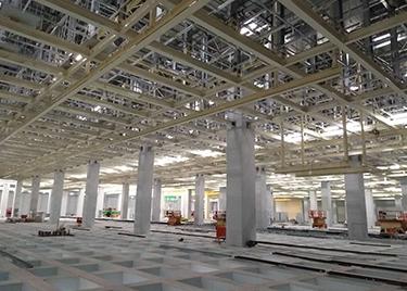 MCT钢结构设计